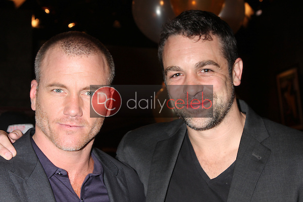 Sean Carrigan, Chris McKenna<br />
