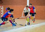 Almere - Zaalhockey  SCHC-Victoria (5-7)   .   . TopsportCentrum Almere.    COPYRIGHT KOEN SUYK