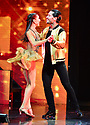 HOLLYWOOD, FL - FEBRUARY 25: Jenna Johnson and Valentin Chemrkovskiy perform on stage during 'Dancing With The Stars Live' at Hard Rock Live at Seminole Hard Rock Hotel & Casino Hollywood on February 25, 2020 in Hollywood, Florida.   ( Photo by Johnny Louis / jlnphotography.com )