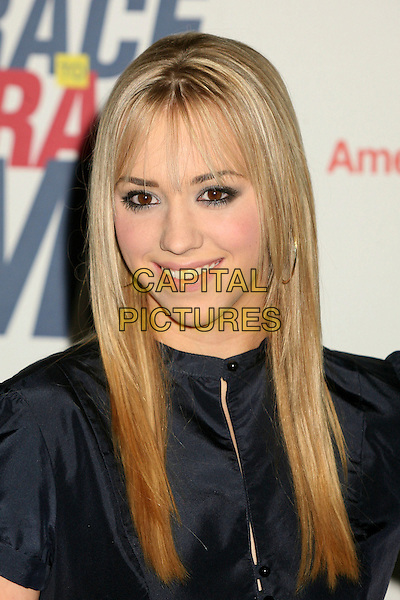 "ANDREA BOWEN.14th Annual Race to Erase MS Themed ""Dance to Erase MS"" at the Century Plaza Hotel, Century City, California, USA, 13 April 2007..portrait headshot fringe straight blonde hair black dress eyeliner.CAP/ADM/BP.©Byron Purvis/AdMedia/Capital Pictures."