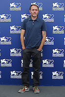 Valerio Mastandrea attends a photocall for the movie 'Don't Be Bad' during the 72nd Venice Film Festival at the Palazzo Del Cinema in Venice, Italy, September 7, 2015.<br /> UPDATE IMAGES PRESS/Stephen Richie