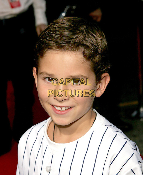 SPENCER BERGLUND.The World Premiere of Ladder 49 held at The El Capitan Theatre in Hollywood, California.September 20, 2004.headshot, portrait.www.capitalpictures.com.sales@capitalpictures.com.Copyright Debbie VanStory