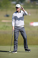 Magnus A Carlsson (SWE) cards a 71 for -5 during Round Two of the 2015 Nordea Masters at the PGA Sweden National, Bara, Malmo, Sweden. 05/06/2015. Picture David Lloyd | www.golffile.ie