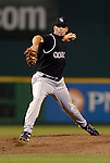 14 June 2006: Tom Martin, pitcher for the Colorado Rockies, on the mound against the Washington Nationals in Washington, DC. The Rockies defeated the Nationals 14-8 in front of 24,273 fans at RFK Stadium...Mandatory Photo Credit: Ed Wolfstein Photo...
