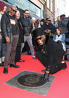 MAR 6 Music Walk of Fame - Soul II Soul Stone Unveiling