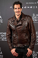 Rodrigo Poison attends to premiere of 'El hombre que mato a Don Quijote' (The man who killed Don Quixote) at Dore Cinemas in Madrid, Spain. May 28, 2018. (ALTERPHOTOS/Borja B.Hojas) /NortePhoto.com