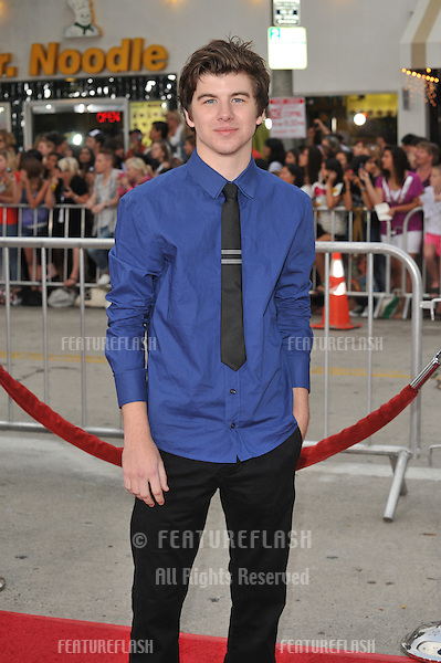 "Bubba Lewis at the world premiere of ""Charlie St. Cloud"" at the Mann Village Theatre, Westwood..July 20, 2010  Los Angeles, CA.Picture: Paul Smith / Featureflash"