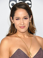 05 February 2019 - Pasadena, California - Jaina Lee Ortiz. Disney ABC Television TCA Winter Press Tour 2019 held at The Langham Huntington Hotel. <br /> CAP/ADM/BT<br /> &copy;BT/ADM/Capital Pictures