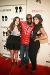 Stacy Igel, Wyclef Jean and Rosario Dawson -Arrivals - Boy Meets Girl Forever Young Fashion Show Held at Style 360, NY 9/12/12