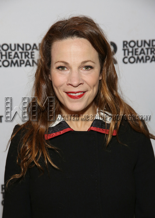 Lili Taylor attends the cast photo call for the Roundabout Theatre Company's production of 'Marvin's Room'  at American Airlines Theatre on May 11, 2017 in New York City.