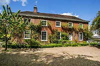 BNPS.co.uk (01202 558833)<br /> Pic:   Savills/BNPS<br /> <br /> A majestic late 18th century property which has been used for multiple films and TV programmes has emerged on the market for £1.675million.<br /> <br /> The Grade II listed Hampermill House, in Watford, Herts, is set within 2.2 acres of gardens and enjoys stunning views of the River Colne.<br /> <br /> It has welcomed film crews for British TV staples Holby City and Midsomer Murders, as well as the Mike Leigh film 'Mr Turner' (2014) starring Timothy Spall and Lesley Manville.<br /> <br /> The sprawling home dates from 1770, with some later Victorian additions, and has been restored by the present owners.