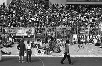 Genova 20 Luglio 2001.G8.Stadio Carlini,Disobbedienti s