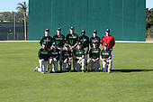 December 29, 2009:  Baseball Factory Hurricanes team during the Pirate City Baseball Camp & Tournament at Pirate City in Bradenton, Florida.  (Copyright Mike Janes Photography)
