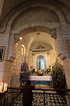 Bethlehem, Christmas at the Church of St. Catherine