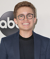 07 August 2018 - Beverly Hills, California - Sean Giambrone. ABC TCA Summer Press Tour 2018 held at The Beverly Hilton Hotel. <br /> CAP/ADM/PMA<br /> &copy;PMA/ADM/Capital Pictures