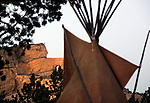 Crazy Horse the world's largest sculpture has been in progress since 1947 when sculptor Korczak Ziolkowski (1908-1982) arrived in the Black Hills of South Dakota to accept the Indians invitation to carve a mountain. The Memorial is not a federal or state project.  The project is being continued by Korczak's wife, Ruth, and their large family.  .