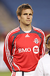 14 April 2007: Toronto's Jim Brennan. The New England Revolution defeated Toronto FC 4-0 at Gillette Stadium in Foxboro, Massachusetts in an MLS Regular Season game.