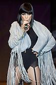 Britain's Next Top Model Live 2010, Excel Exhibition Centre, London, Singer Jessie J
