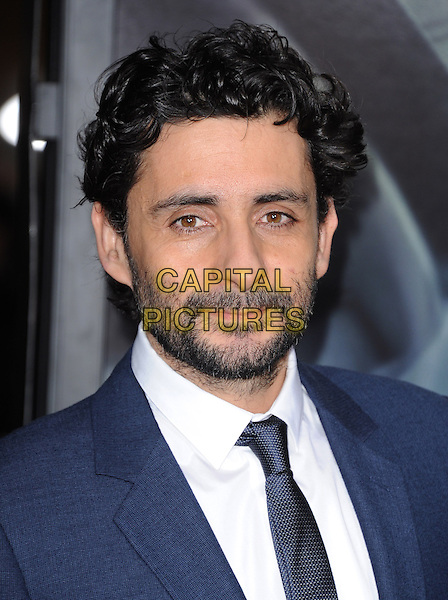 LOS ANGELES, CA - FEBRUARY 24 -Jaume Collet-Serra attends Universal Pictures' Non-Stop held at Regency Village Theatre in Westwood, California on February 24,2014                                                                               <br /> CAP/DVS<br /> &copy;DVS/Capital Pictures