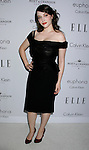 BEVERLY HILLS, CA. - October 06: Actress Kat Dennings arrives at ELLE Magazine's 15th Annual Women in Hollywood Event at The Four Seasons Hotel on October 6, 2008 in Beverly Hills, California.