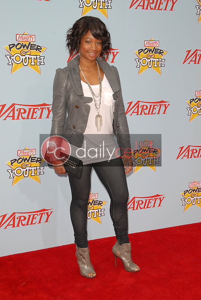 """Monique Coleman<br /> at Variety's 3rd Annual """"Power of Youth,"""" Paramount Studios, Hollywood, CA. 12-05-09<br /> David Edwards/DailyCeleb.com 818-249-4998"""
