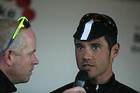 2009 Tour of Britain.Stage 5 - Stoke-Stoke.16 September 2009.Chris Newton - Rapha Condor