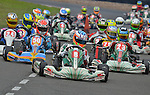 Ginetta Super One Rotax Series Round 4 Larkhall
