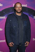 13 May 2019 - New York, New York - Donald Faison at the Entertainment Weekly & People New York Upfronts Celebration at Union Park in Flat Iron.   <br /> CAP/ADM/LJ<br /> ©LJ/ADM/Capital Pictures