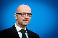 Peter Tauber, neuer Generalsekret&auml;r der CDU gibt am Sonntag (15.12.13) in Berlin die eine Presekonferenz.<br /> Foto: Axel Schmidt/CommonLens
