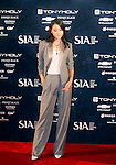 Hyoni Kang, Oct 28, 2014 : South Korean model Hyoni Kang(Kang Seung-Hyun) arrives before the 2014 Style Icon Awards (SIA) in Seoul, South Korea. The SIA is a style and culture festival. (Photo by Lee Jae-Won/AFLO) (SOUTH KOREA)