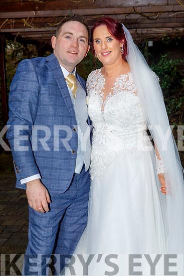 O'Hanlon/Horgan wedding in the Ballyroe Heights Hotel on Sat February 29th.