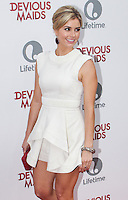 PACIFIC PALISADES, CA - JUNE 17: Melissa Bolona attends the Lifetime original series 'Devious Maids' premiere party held at Bel-Air Bay Club on June 17, 2013 in Pacific Palisades, California. (Photo by Celebrity Monitor)