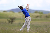 Jake Whelan (Newlands) during the 1st round of the East of Ireland championship, Co Louth Golf Club, Baltray, Co Louth, Ireland. 02/06/2017<br /> Picture: Golffile | Fran Caffrey<br /> <br /> <br /> All photo usage must carry mandatory copyright credit (&copy; Golffile | Fran Caffrey)
