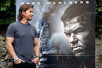 Mark Wahlberg<br /> Roma 03-10-2016. Photocall del film Deepwater<br /> Rome 3rd October 2016. Deepwater Photocall<br /> Foto Samantha Zucchi Insidefoto