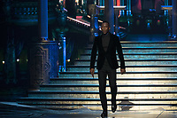 Mahershala Ali presents the Oscar&reg; for Performance by an Actress in a Supporting Role during the live ABC Telecast of The 90th Oscars&reg; at the Dolby&reg; Theatre in Hollywood, CA on Sunday, March 4, 2018.<br /> *Editorial Use Only*<br /> CAP/PLF/AMPAS<br /> Supplied by Capital Pictures