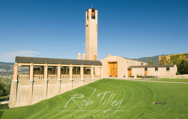 NA; Canada; British Columbia; Okanagan Valley; Westbank; Mission Hill Estate Winery