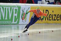 SCHAATSEN: BOEDAPEST: Essent ISU European Championships, 08-01-2012, 1500m Men, Ted Jan Bloemen NED, ©foto Martin de Jong