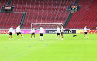 Deutsche Mannschaft in der Amsterdam Arena - 12.10.2018: Abschlusstraining der Deutschen Nationalmannschaft vor dem UEFA Nations League Spiel gegen die Niederlande
