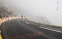 2010 Tour de France.Col du Tourmelet