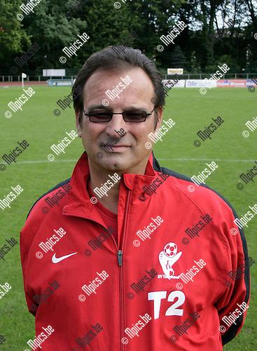 6/09/2008 ; voetbal ; KV Turnhout ; Pelckmans Luc ; Hulptrainer ; T2