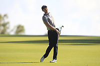 Danny Willett (ENG) in action on the 13th during Round 2 of the ISPS Handa World Super 6 Perth at Lake Karrinyup Country Club on the Friday 9th February 2018.<br /> Picture:  Thos Caffrey / www.golffile.ie<br /> <br /> All photo usage must carry mandatory copyright credit (&copy; Golffile | Thos Caffrey)
