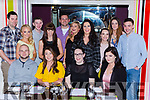 Shirley Poff, Castleisland seated centre who celebrated her 30th birthday with her family and friends in the Ross Hotel on Saturday night