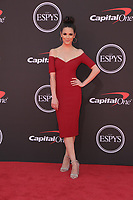 10 July 2019 - Los Angeles, California - Katie Nolan. The 2019 ESPY Awards held at Microsoft Theater. Photo Credit: PMA/AdMedia