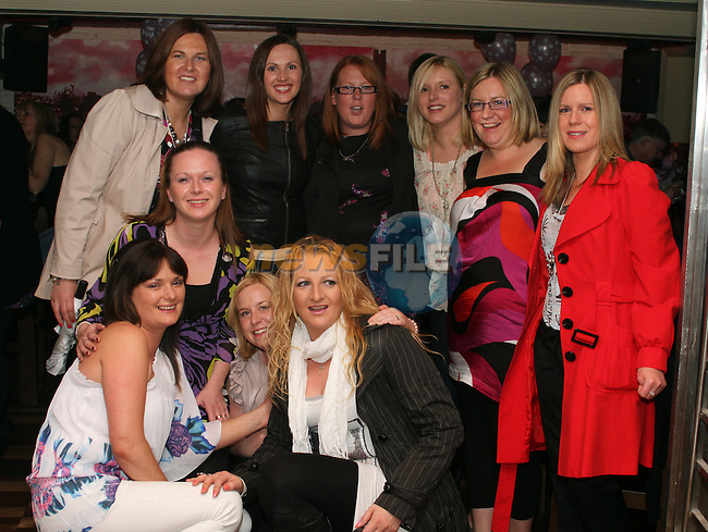 Termon Abbey Girls Night Out in Barocco...(Photo credit should read Jenny Matthews www.newsfile.ie)....This Picture has been sent you under the conditions enclosed by:.Newsfile Ltd..The Studio,.Millmount Abbey,.Drogheda,.Co Meath..Ireland..Tel: +353(0)41-9871240.Fax: +353(0)41-9871260.GSM: +353(0)86-2500958.email: pictures@newsfile.ie.www.newsfile.ie.