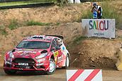 5th October 2017, Costa Daurada, Salou, Spain; FIA World Rally Championship, RallyRACC Catalunya, Spanish Rally; Craig Parry of M-Sport WRT during the shakedown