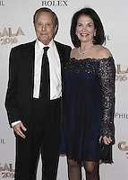 LOS ANGELES, CA - SEPTEMBER 27:  William Friedkin and Sherry Lansing at the 2016/17 Los Angeles Philharmonic Opening Night Gala and Concert: Gershwin and the Jazz Age at the Walt Disney Concert Hall on September 27, 2016 in Los Angeles, California. Credit: mpi991/MediaPunch