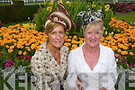 ANY WINNERS: Anne Larkin Listowel and Rosemary Mangan Duagh enjoyed a few flutters on the horses at the Tralee Races on Thursday afternoon.