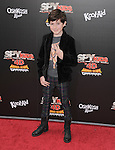 Mason Cook at The Weinstein Company World Premiere of Spy Kids: All the Time in the World in 4 held at The Regal Cinames,L.A. Live in Los Angeles, California on July 31,2011                                                                               © 2011 Hollywood Press Agency