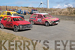 Cars taking part in the Hot Rod racing in Kilflynn on Sunday..