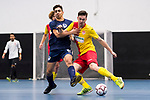 11th June 2017 - Futsal Friendly Match: South Brisbane vs. Vic Vipers